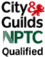 Kingsbury Lawn Care | lawn treatment service / this image is of the NPTC quailification logo