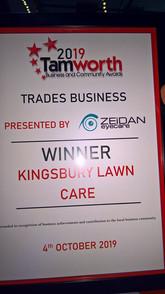 Business Awards Winners