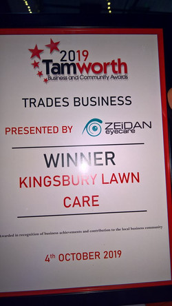 Leading local business winners