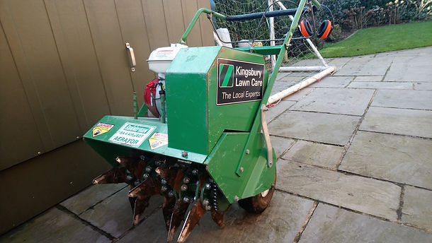Lawn Treatment Specialists