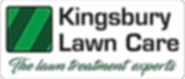 Kingsbury Lawn Care Lawn Treatmen Experts Logo