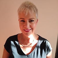 Kingsbury Lawn Care | lawn treatment service / this image is of Kingsbury Lawn Care office manager Lisa Chapman
