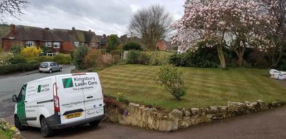 Lawn Treatment Lichfield Burntwood