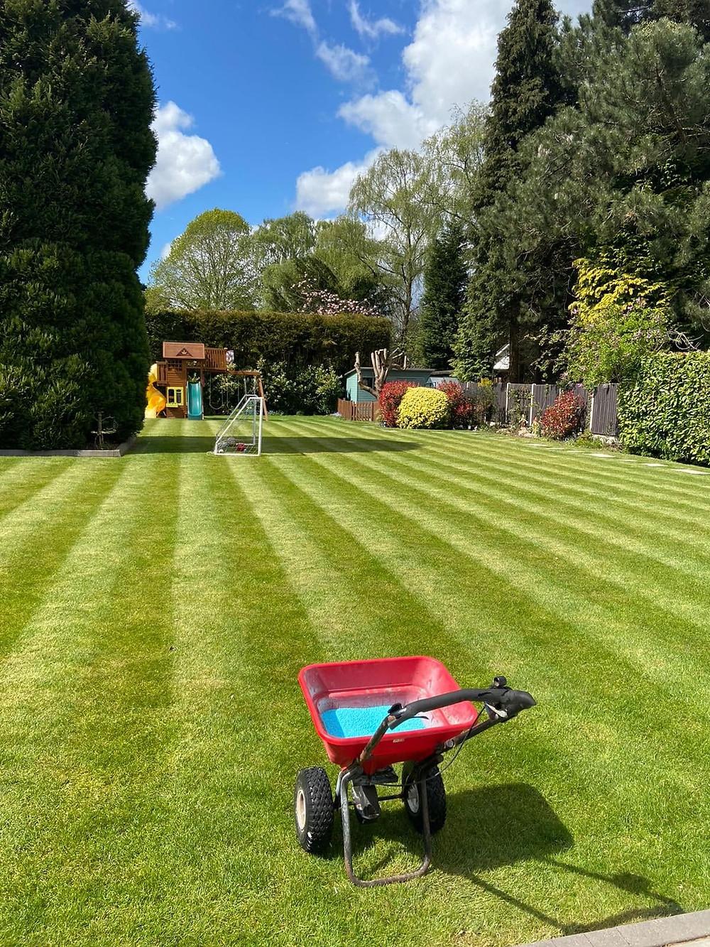 Kingsbury Lawn Care | Lawn Treatment Service | Mental Health Awareness