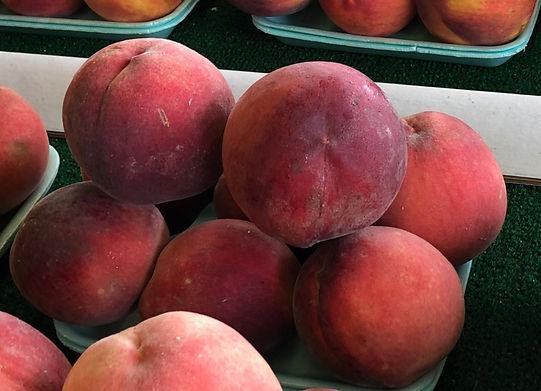 Bonnie's Peach Crisp