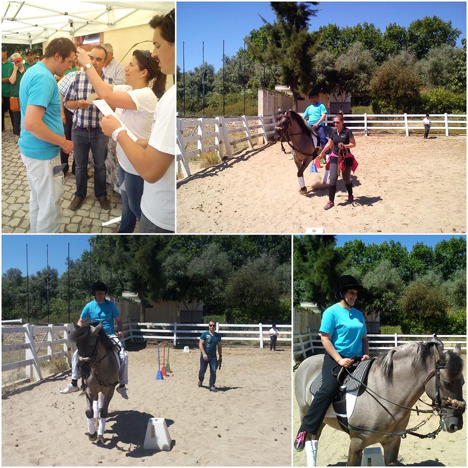 XII Concurso de Equitação Especial