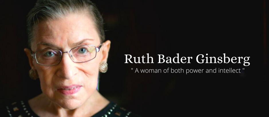 Ruth Bader Ginsburg: What happens now?