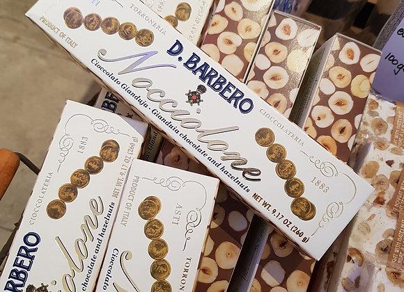 Chocolat aux noisettes IGP du Piémont - 270gr