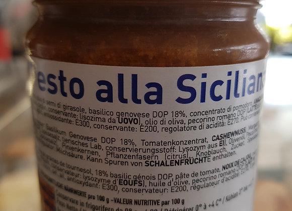 Pesto à la sicilienne 120gr