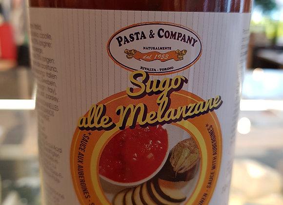 Sauce tomate / Aubergines 530gr
