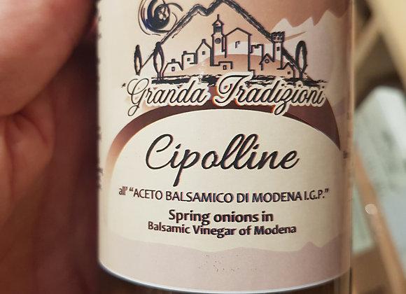 Oignons au vinaigre balsamique de Modena IGP - 280gr