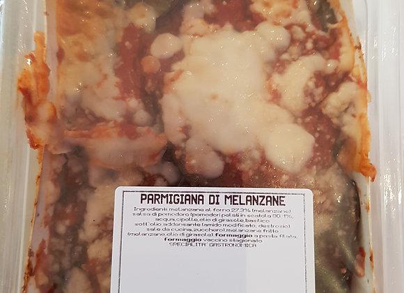Aubergines au parmesan-500gr