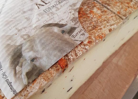Testun di pecora (brebis) à la truffe (env.150gr)