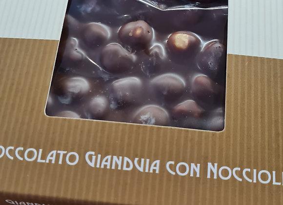 Gianduia chocolat avec noisettes du Piémont