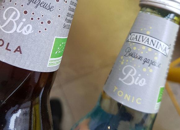 Limonade bio gazeuse - cola, 355ml