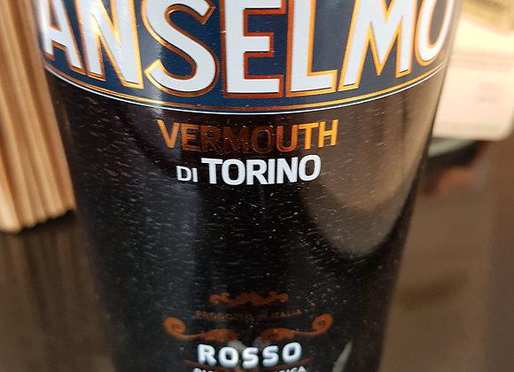 Anselmo Vermouth di Torino Rosso