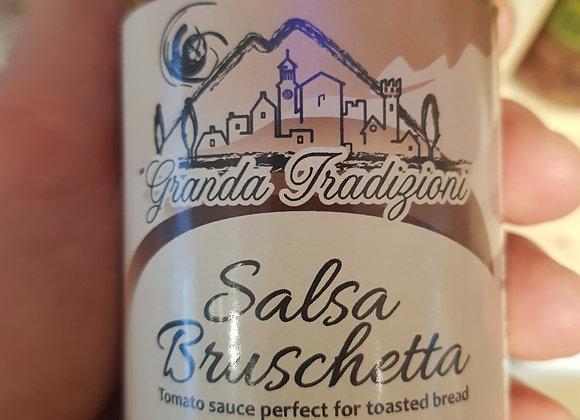 Sauce Bruschetta - 180gr