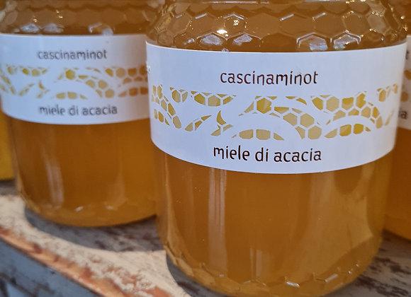 Miel artisanal italien d'acacia, 500gr