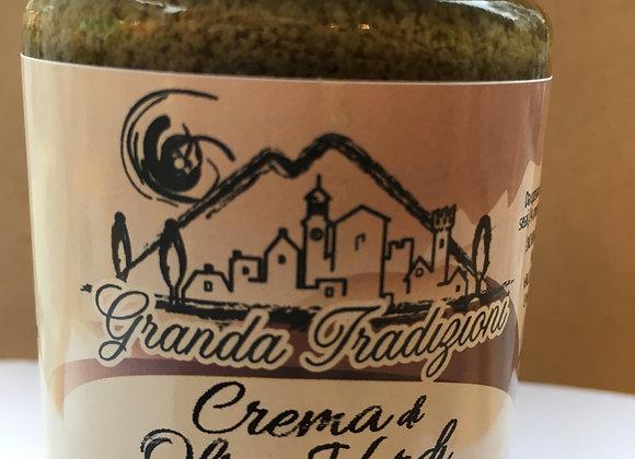 Crème Olives vertes - 130gr