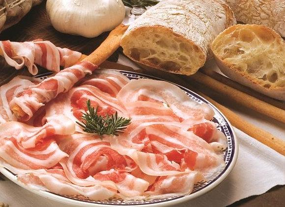 Pancetta roulée /150gr