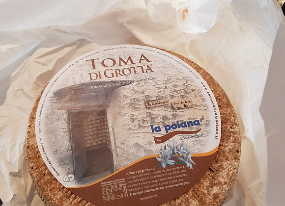 TOMA d'Alpeggio - 150gr