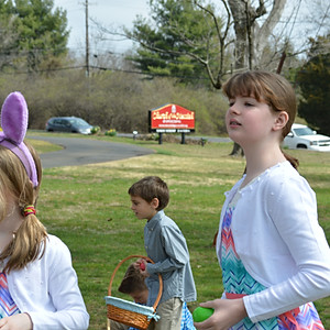 Easter - Children's Service