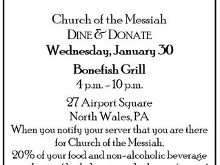 Dine and Donate at Bonefish Grill