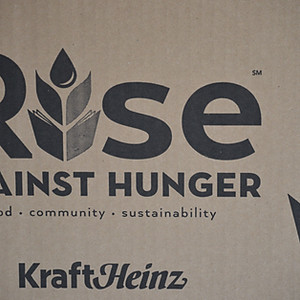Raise Against Hunger Pack-A-Thon