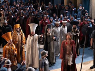 2020 Pilgrimage to Oberammergau Passion Play and Europe's Imperial Cities