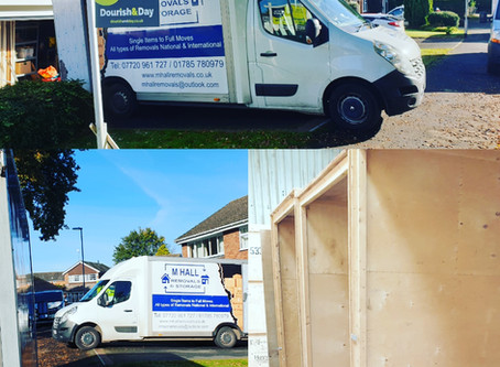 Removal within Haughton
