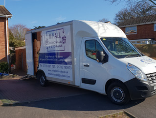 A house removal today Stafford to Stafford