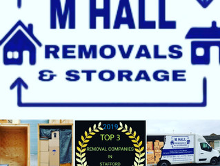 Removals in Stafford