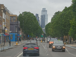 Removal from london