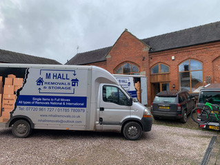 Removal Haughton-Eccleshall