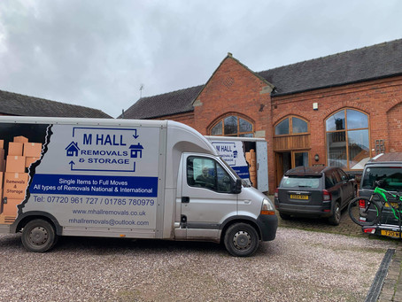 Removal Haughton-Eccleshall