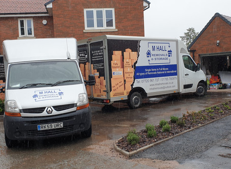 Removal within Albrighton