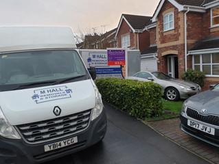 2 van move today