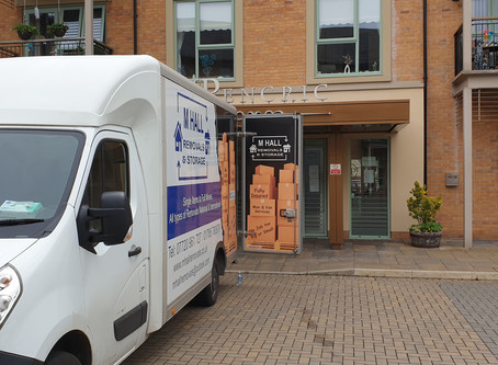 Removal today in stafford