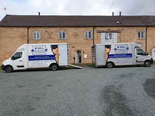 Removal gnosall to stafford