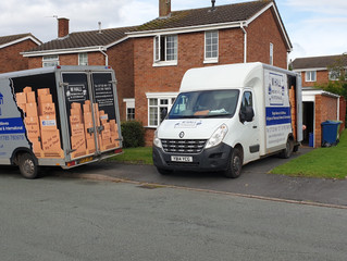 Removal in Gnosall