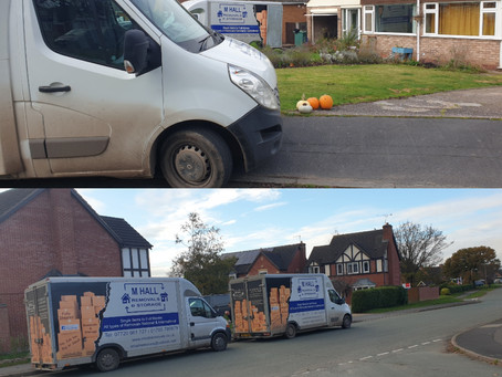 Local removal in Gnosall