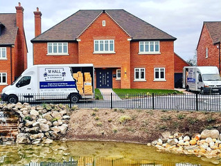 A stunning property in Stafford