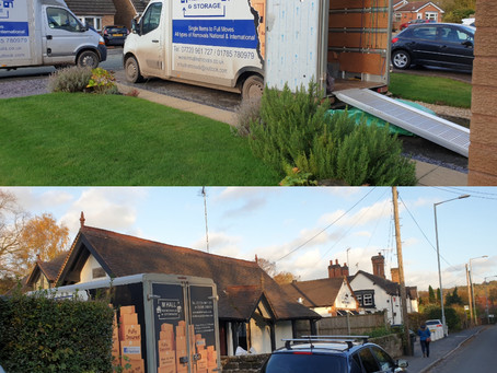 Removal cannock-Stafford