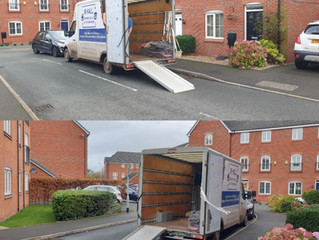 Removal within Stafford