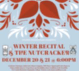 2019 Winter Recital