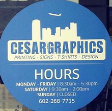 Cesar Graphics
