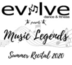 Summer Recital 2020