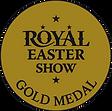 2019 Royal Easter Show Gold Medal
