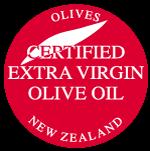 Olives New Zealand Certified Extera Virgin Olive Oil