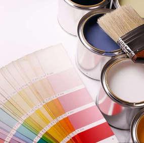 Образцы красок